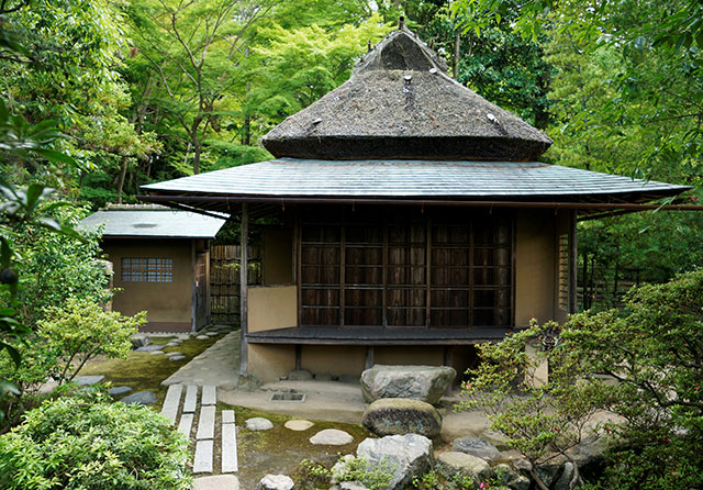 Teishuken Tea house